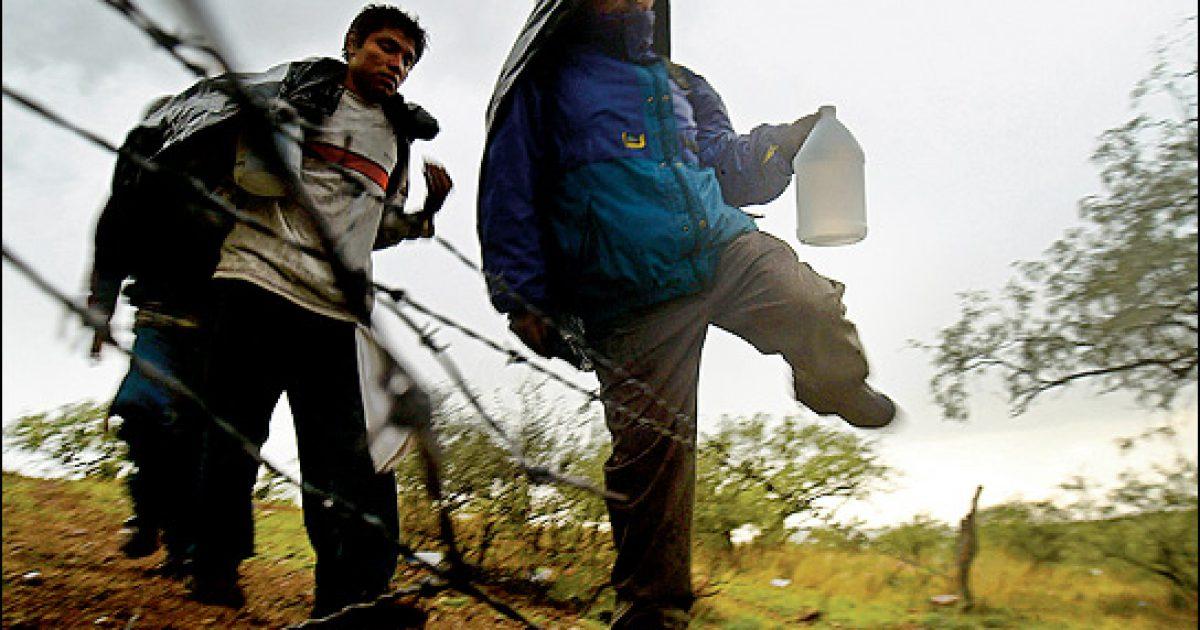 #BorderCrisis, #TeamKJ, #KevinJackson