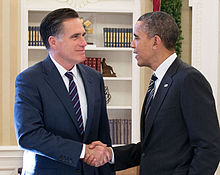 "And in this moment, under his breath, Mitt Romney let out his first ""f"" word..."