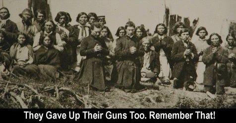 Gov't gun violence