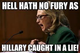Hilary fury