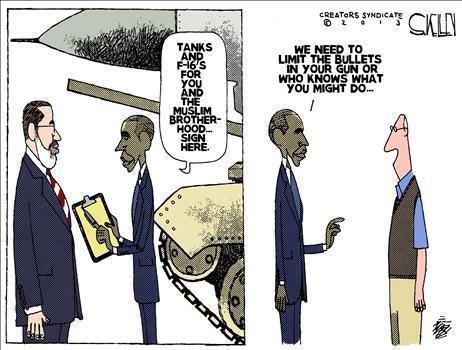 Obama F-16 and guns