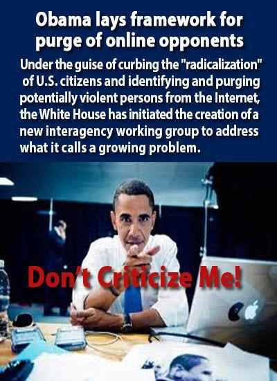 obama purges conservatives