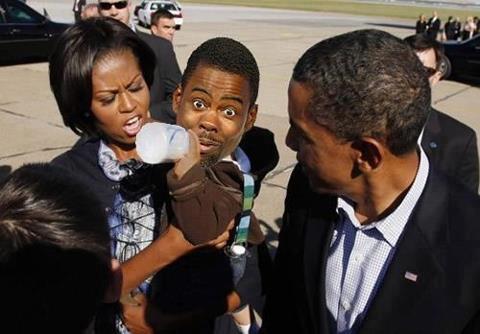 Obama's son