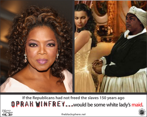 Republicanism - Oprah