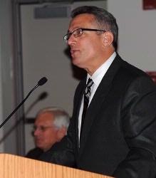 Massachusetts Commissioner of Education Mitchell Chester
