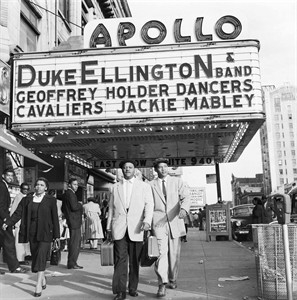 1950 Harlem Duke Ellington