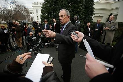 Bloomberg gun hypocrite