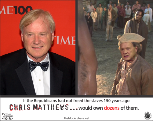 Republicanism - Chris Matthews