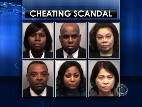 Atlanta Teachers Cheating
