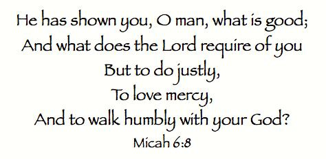 Micah6-8