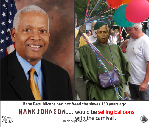 Republicanism - Hank Johnson