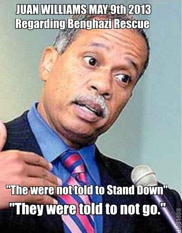 Juan Williams clarifying Liberalism