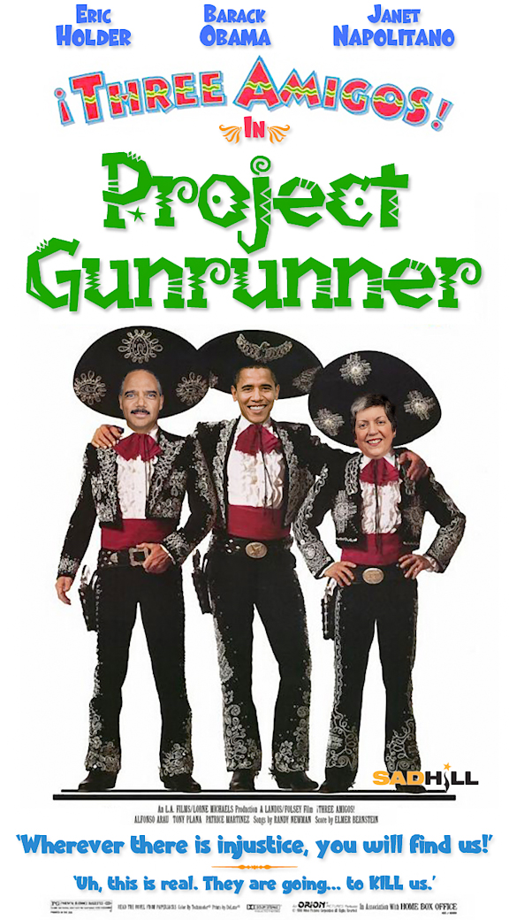 Three Amigos - Fast and Furious