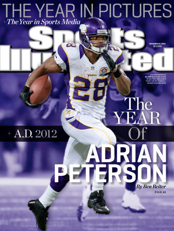 adrian peterson si