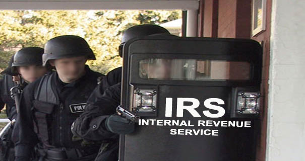 IRS Swat Team