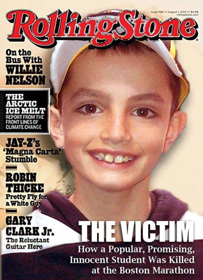Rolling Stone cover revised