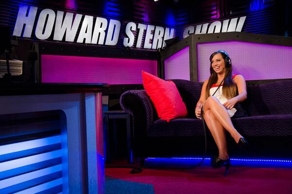 Sydney Leathers on Stern