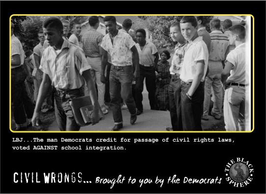 civil wrongs lbj