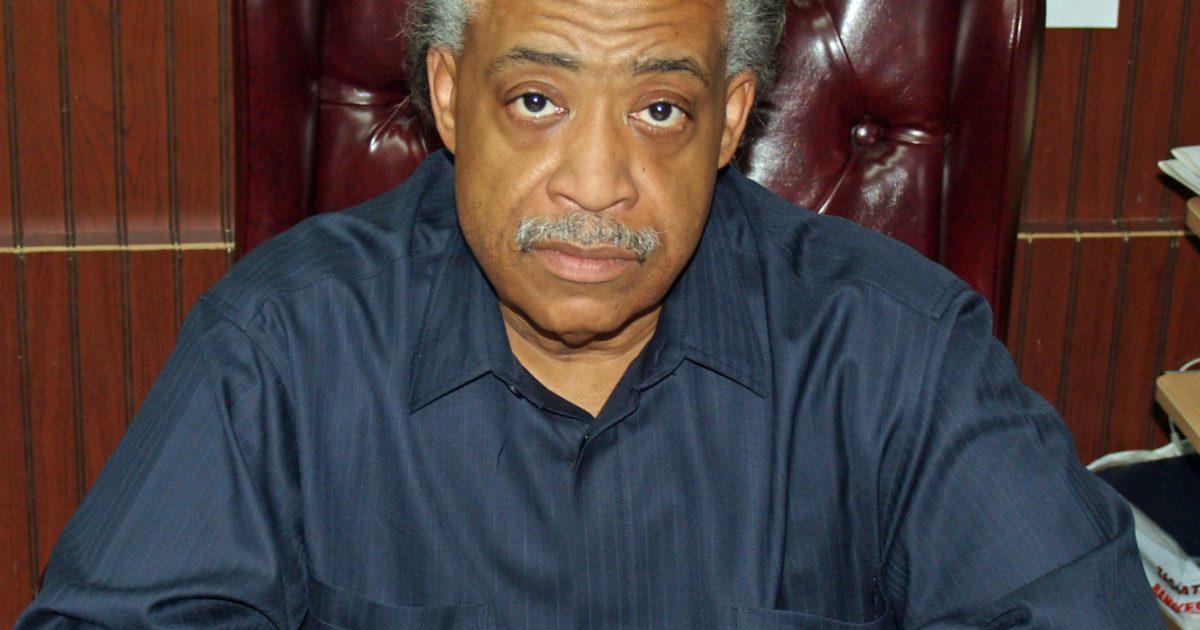 Sharpton: blacks don't commit crimes