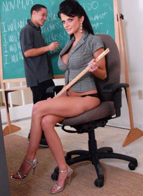 hot for teacher: