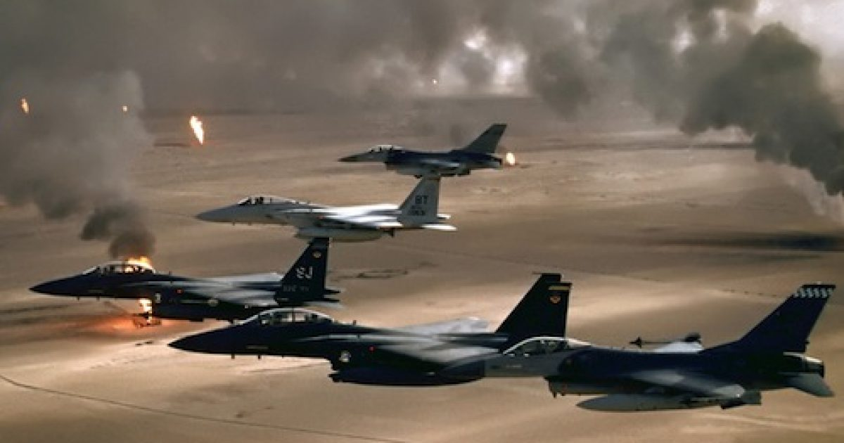 IDF stops nuclear war