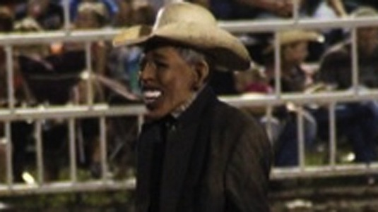 Obama rodeo clown