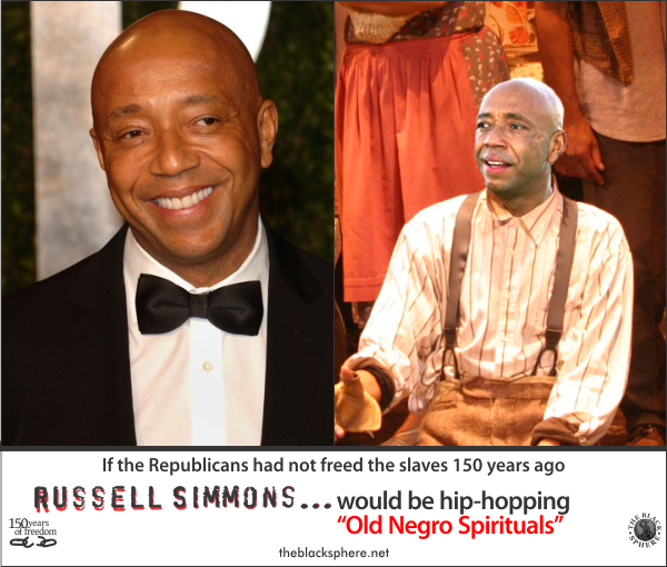 Republicanisms - Russell Simmons