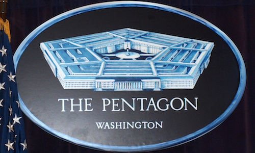 Pentagon and Christians