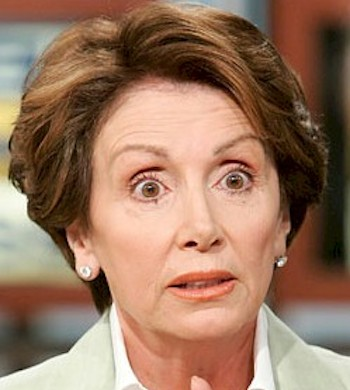Nancy Pelosi may be dumbest politician ever
