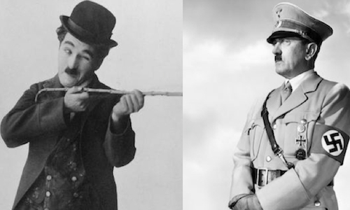 Hitler's Moustache