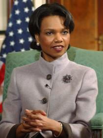 Dr. Condi Rice