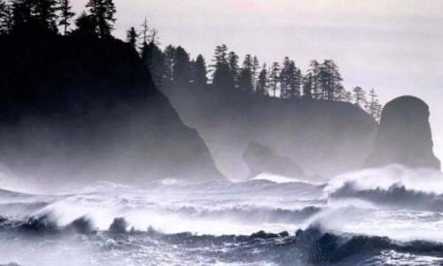 rising ocean