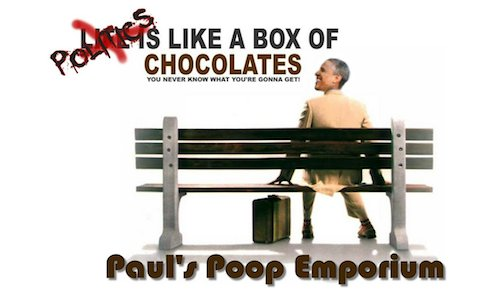 Paul's Poop Empori-Yum