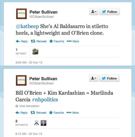 Sullivan Tweets 1and2