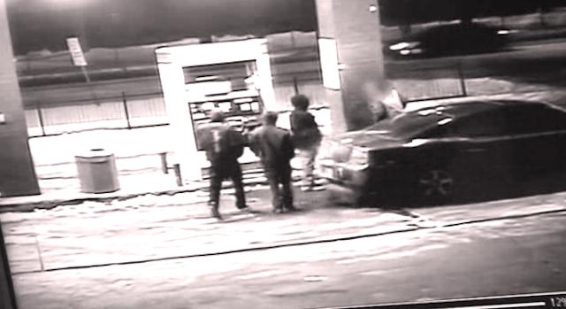 Robbers meet Ninja