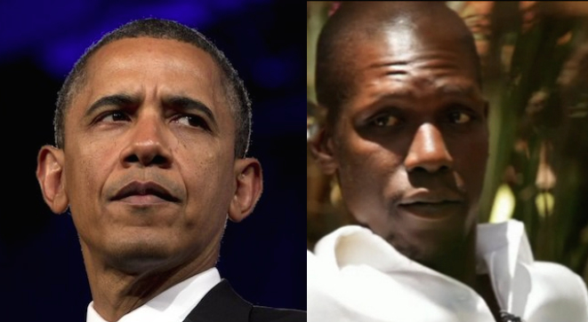 Barack and Brother