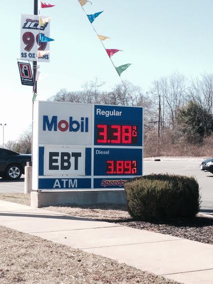 EBT for GAS