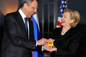 Clinton ties to Russia