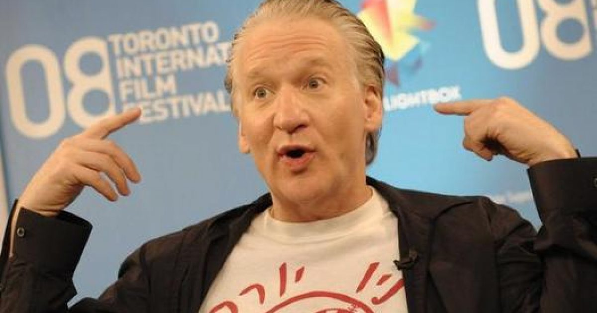 Bill Maher drops n-word