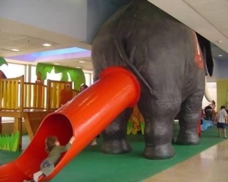 Playground 1 - Elephant