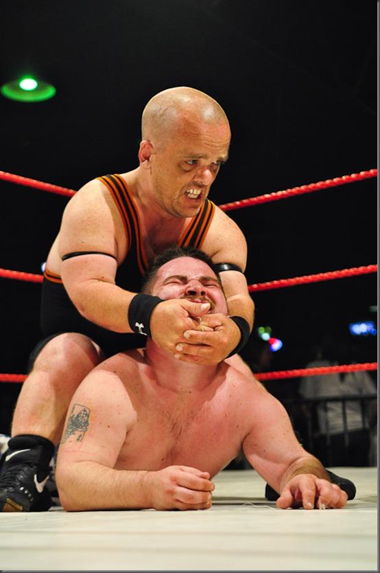 Midget Wrestle 93