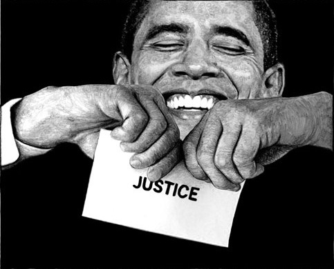 obama ripping justice black justice
