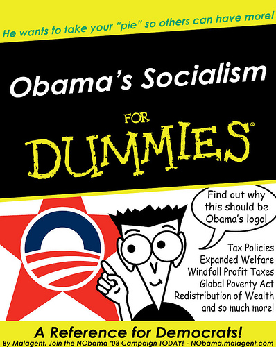 Obama's socialism
