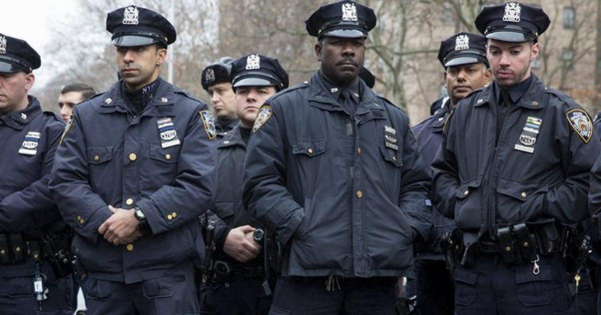 NYPD, DeBlasio