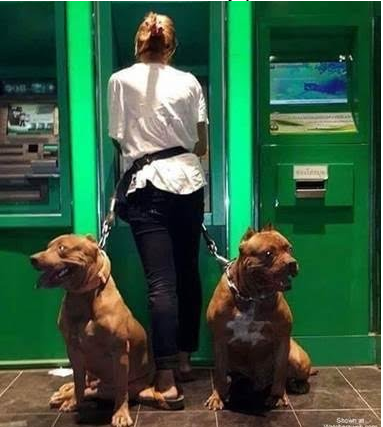 How to approach an ATM