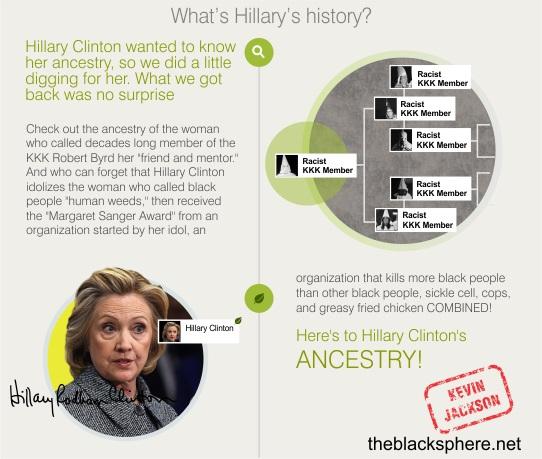TBS Meme Hillary's ancestry 2