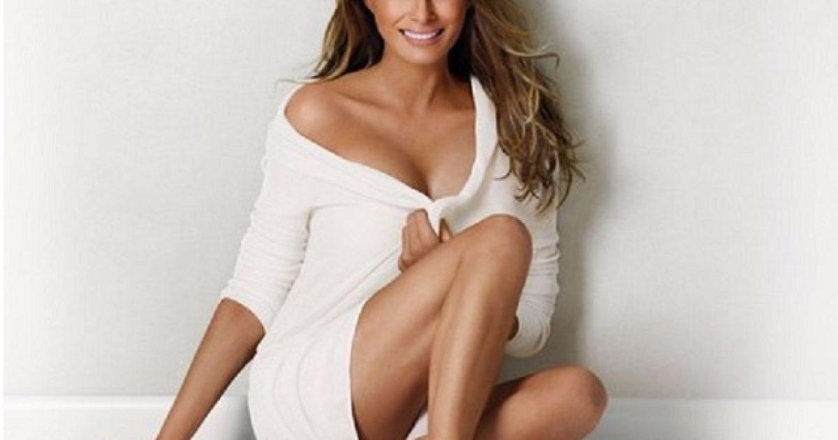Melania Trump brings class