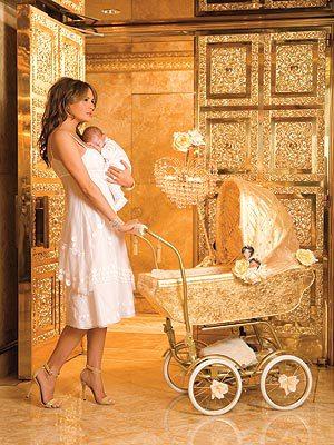 melania barron trump white house visit moving pics