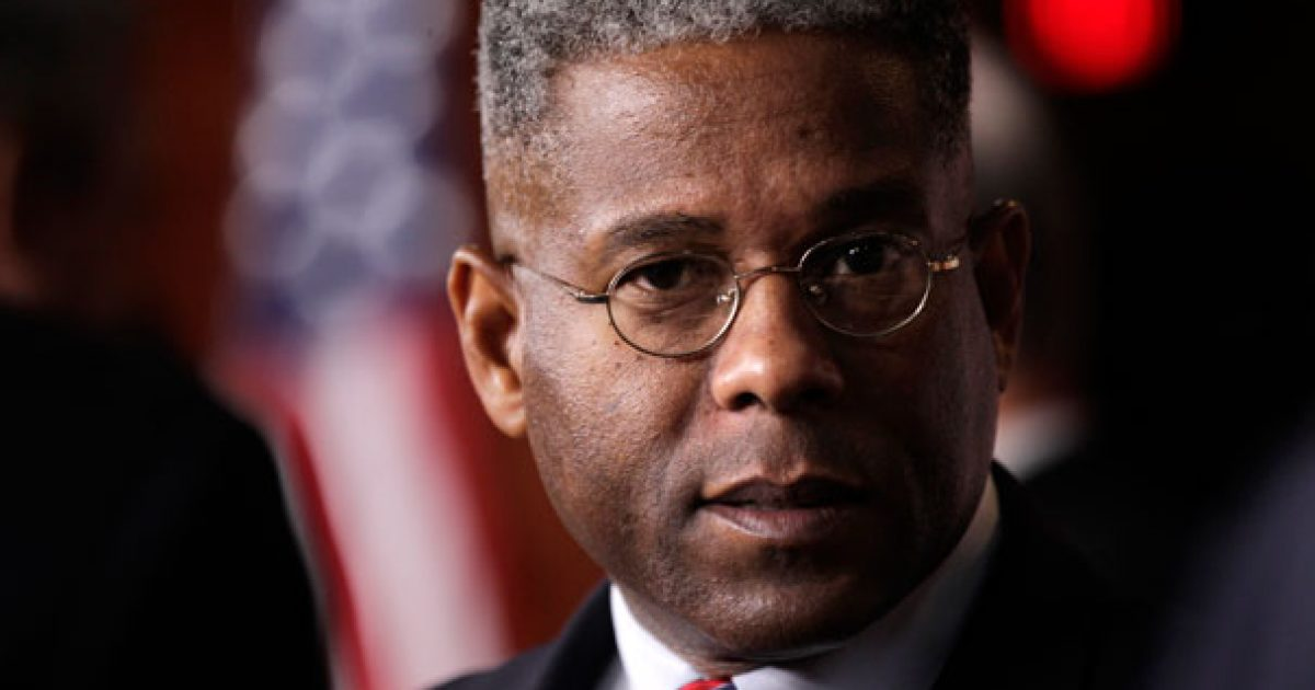 Allen West destroys former Obama spokesman