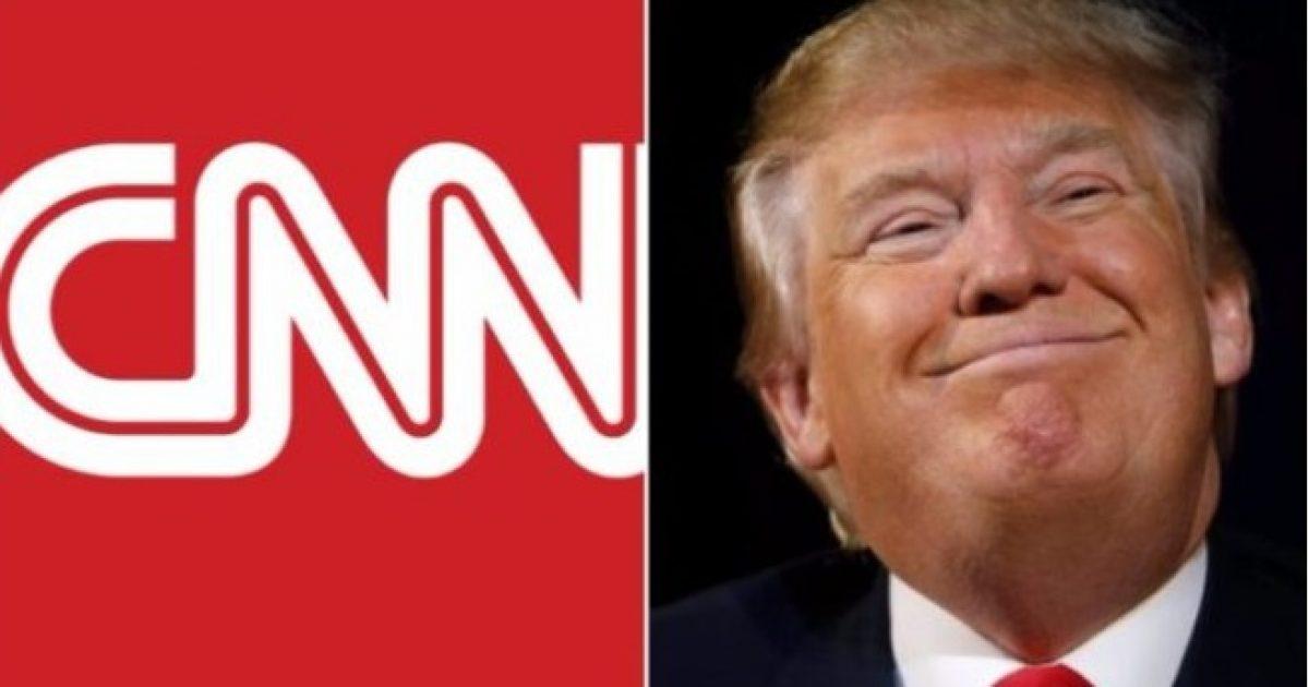 CNN, Trump, TeamKJ, Kevin Jackson